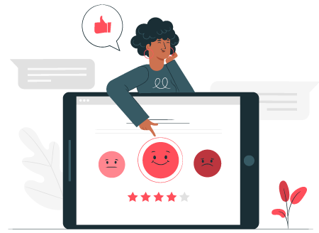 positive user experience graphic